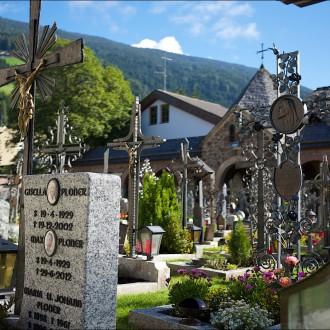 Friedhof in Innichen